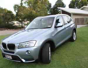 2012 BMW X3 Wagon **12 MONTH WARRANTY** Coopers Plains Brisbane South West Preview