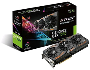Asus GTX 1080 NEW SEALED (NEGO)