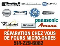 Microwve oven repair : Mobile service