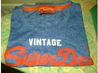 5 x Superdry Tshirts £13 each