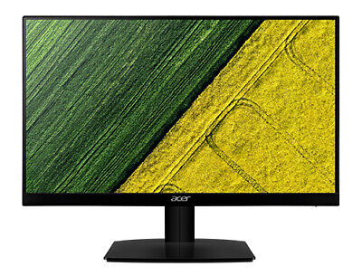 "Acer HA 23"" Widescreen Monitor 1920 X 1080 4 ms GTG 75 Hz 250 Nit Black"