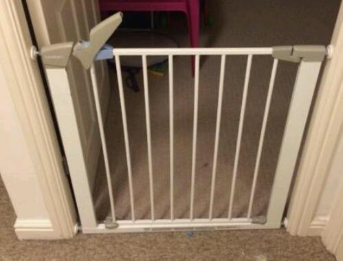Baby Gate For Sale Excellent Condition In Swansea Gumtree