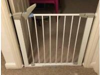 Baby gate for sale Excellent condition