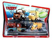 Cars 2 Race Team Mater