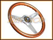 Nardi Wood Steering Wheel