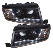 Skoda Fabia Headlights