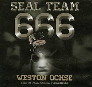 NEW Seal Team 666 (Library Edition) by Weston Ochse