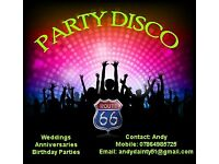 ROUTE '66 PARTY DISCO