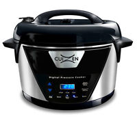 Brand New 8 Qt Pressure Cooker by Cuizen