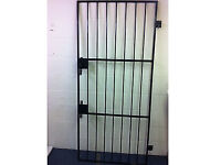 Security Grill, Gate.White 1045mm x Height 2000mm