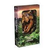 The Lost World Jurassic Park VHS