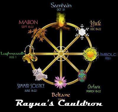 Rayna's Cauldron