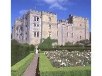 Cleaner needed at Chillingham Castle