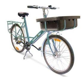 Pashley Mailstar 'Elephant Bike' Carrier bicycle