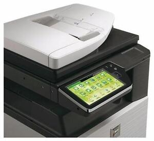SHARP MX-5111N 5111 FAST COLOR COPIER PRINTER SCANNER COPY MACHINE COPIERS 11X17 PHOTOCOPIERS MACHINES PHOTOCOPIER USED