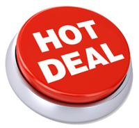 Attention Hot Deals!