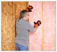 Insulation installation -  vapour barrier and more