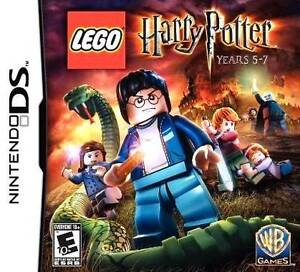 LEGO Harry Potter YEARS 5-7 pour Nintendo DS