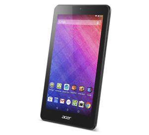 Acer Tablet Iconia One 7 Black Android Tablet