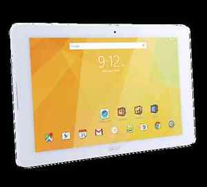 Tablette Acer Iconia One 4 coeurs,10.1' comme neuf!!175$ Neg....