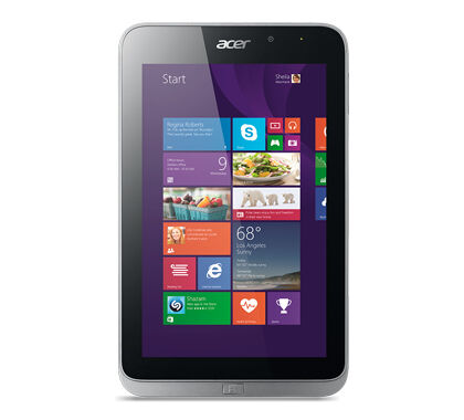 Acer Iconia W4-820 64GB, Wi-Fi, 8in - Grey Tablet