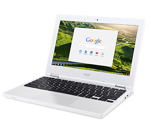 "Brand new Acer ChromeBook - 11"" like a tablet with keyboard"