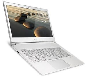 Aspire s7 392 i7 256GB SSD touchscreen ultrabook