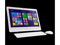 acer Aspire Z1 white desk top
