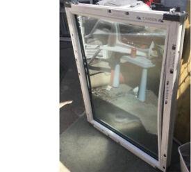Brand new window obscured glazing