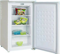 FREEZER - COMPACT 3.2 CU FT - A GREAT PRODUCT - SURPLUS PRICE!!