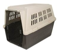 Need a Dog Crate for 65lb dog for air-travel