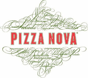 Pizza Cook Wanted for Pizza Nova
