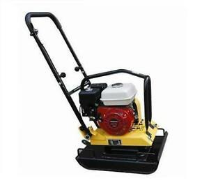 GAS WALK BEHIND PLATE COMPACTORS FOR RENT