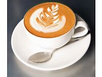We are looking full time barista who is able to make delicious coffee with a smile face