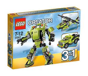 LEGO (31007) Creator Power Roboter (31007) LEGO b079ec