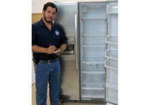 YOU CAN REPAIR YOUR BROKEN FRIDGE or FREEZER TODAY -  DISCOUNTED PRICE -  QUALIFIED & RELIABLE REFRIGERATION MECHANIC.