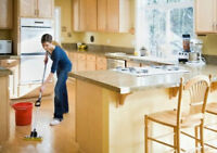Need a clean home to return to after a busy day at work?