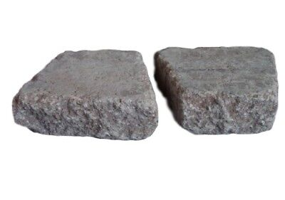 Used, Retaining Wall Block Border Edging Concrete Mold QTY 2  3003 Moldcreations for sale  Shipping to India