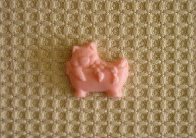 QTY 2 - PIG IN A TUB OF SUDS  SOAP OR PLASTER PLAQUE MOLD 4546 Moldcreations