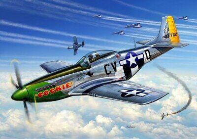 Revell 1:72 P-51D Mustang Skill Level 3 04148