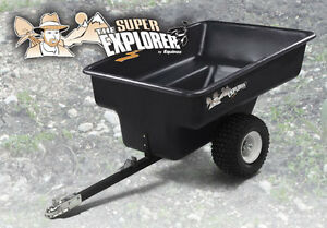 Super Explorer Tub Trailer