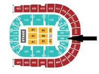 UFC London Tickets 17th March Block 106 Row R