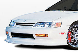 1996-1997 Honda Accord Touring Style Urethane Front Lip (4 Cylinder Only)