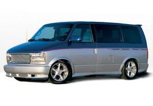 Wings West 1995-2002 Chevrolet Astro Van W-Typ 4pc Complete Kit