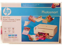 HP Photosmart C4472 All-in-One - multifunction printer