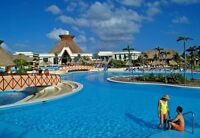 All Inclusive 7 day vacation- Grand Bahia Principe Tulum, Mexico