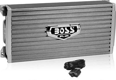 Boss Armor AR4000D 4000 Watt RMS Mono Audio Class D Power Amplifier Amp + Remote, usado comprar usado  Enviando para Brazil