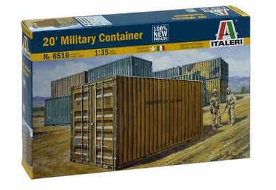 Italeri 1/35 20' Military Container # 6516