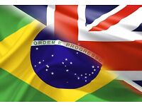 £14 Online English Tutor/Teacher for Portuguese speakers - learn faster than school classes/lessons