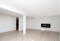 BASEMENT FINISHING - MANUEL AND SON CONTRACTING